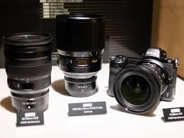 nikon nikkor z lenses prototypes 24