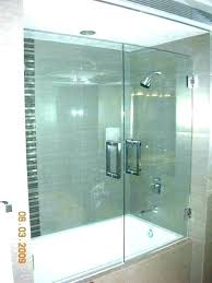 lovely bathtub in shower enclosure freestanding door ideas walk showers that add a touch of class steam shower cubicle