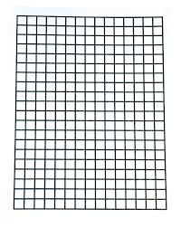 Black Graph Paper Product Bold Line Tactile Graph Sheets