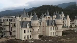 Turkey's $200 million ghost town of castles -- Burj Al Babas