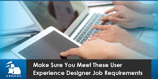 Make Sure You Meet These Requirements For A User Experience Designer Job