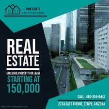 Customize 2 200 Real Estate Templates Postermywall