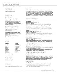 Merchandising Resume Examples Visual Merchandiser Fashion Retail