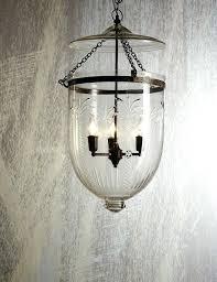 small lantern urban lighting bell jar pendant light glass glass bell jar pendant