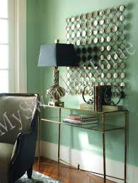 glass wall decor