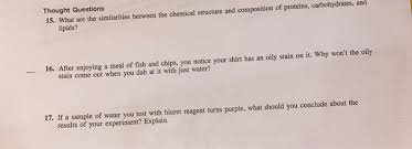 solved thought questions 15 what are