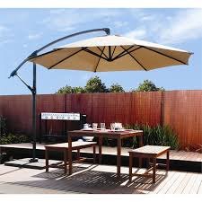 outdoor umbrella bunnings backyard and yard design for village