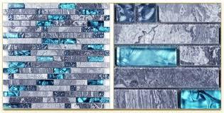 glass marble sea blue tile backsplash mgt002 backsplash stone tiles59 sea