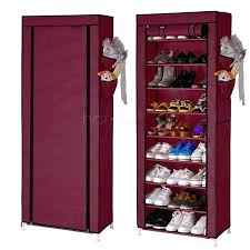 cabinet for shoes large capacity shoe cabinet shoes rack storage simple 9 layers closet shoe organizer