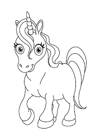 De 40 Allerleukste Paarden Kleurplaten Voor Kinderen