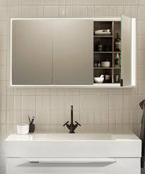 Burgbad Crono Aufputz Und Einbau Spiegelschrank Mit Umlaufendem