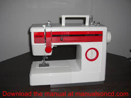 Brothers Sewing Machine Manual Download