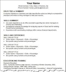 high school jobs in resume first job resume examples and samples how to write a good resume for your first job