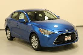 New 2018 Toyota Yaris iA For Sale in Amarillo, TX | #18811
