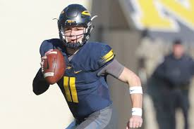 Logan Woodside Football University Of Toledo Athletics