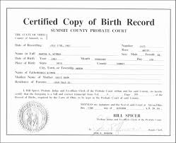 Certificate Of Birth Template Birth Certificate Translation Template Best Birth Certificate 21