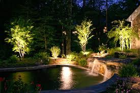 garden lighting design ideas. Outdoor Garden Lighting Ideas : Fantastic With Simple Design Pond Lights L