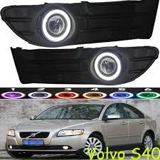 Volvo S40 Lights Us 138 7 5 Off 1set Car Bumper Head Light For Volvo S40 Fog Light Car Accessories Headlight For Volvo S40 Projector Lens Light In Car Light Assembly