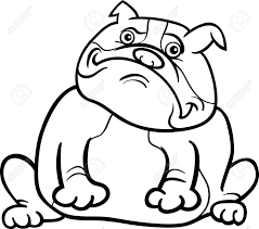 Small Picture Coloring Pages Bulldog S Coloring Page Free Download Bulldog
