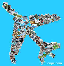 example of collage airplane example loupe collage loupe