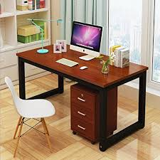 home office desktop pc 2015. Comfortableplus Modern Simple Computer Desk PC Laptop Study Table Office Workstation For Home Office, Desktop Pc 2015 B