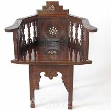mediterranean furniture style. Picture Of Style No. C725 - Hand-made Chair Inlaid With Mother Pearl Mediterranean Furniture