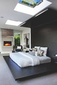 Interesting Cool Modern And Luxurious Bedroom #11526
