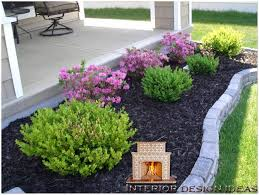 Landscaping Design Ideas For Front Of House Easy Landscaping Ideas For Front Of House