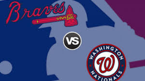 Atlanta Braves vs Washington Nationals ...