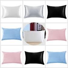 mulberry silk pillow case soft anti