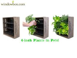 living wall planters from re purposed