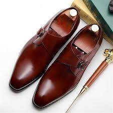 Phenkang mens <b>formal shoes</b> genuine leather oxford shoes for men ...