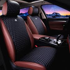 com universal seat covers for cars 2 3 covered leather auto seat covers 11pcs black car seat cover fit car auto truck suv a black automotive