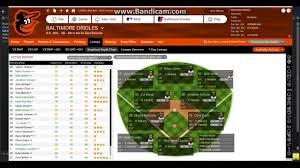 Baltimore Orioles Depth Chart Ootp Baseball Orioles Franchise Episode 1 Youtube