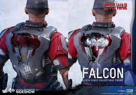Marvel Falcon Sixth Scale Figure by Hot Toys | Sideshow Collectibles