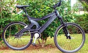 Sustainable <b>bikes</b> made of recycled <b>plastic</b>, bamboo and wood ...