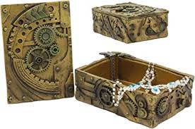Ebros Steampunk Mechanical Gears Clockwork ... - Amazon.com