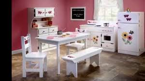 Handmade Kitchen Furniture Amish Handmade Kitchen Play Set Furniture Youtube
