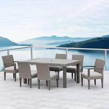 sutton 7 piece dining set