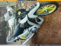 1997 modenas kriss 110 motorcycle photo