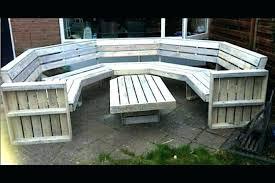wooden pallet outdoor furniture. Wooden Pallet Patio Furniture Outdoor Made From Wood Pallets R