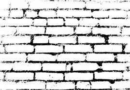 brick wall silhouette vector images