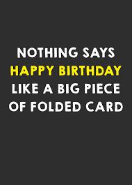 Funny Birthday Cards Scribbler