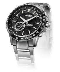 how eco drive works the citizen eco drive satellite wave world time gps more info