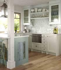 Sea Glass Cottage  Beach Cottage KitchenCoastal Cottage Kitchen Ideas