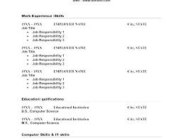 Free Resume Builder Microsoft Word Impressive Resume Builder Microsoft Best Resume Template Whizzme