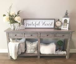 console table decor. Best 25 Foyer Table Decor Ideas On Pinterest Console R