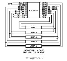 4 lamp ballast wiring diagram facbooik com T8 Ballast Wiring Diagram magnetic ballast wiring diagram t8 electronic ballast wiring diagram