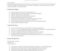 Job Skills List Resume Of Resumes Orlandomoving Co