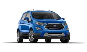 the 2018 ford ecosport offers a small size and a big sense of adventure near grand prairie tx